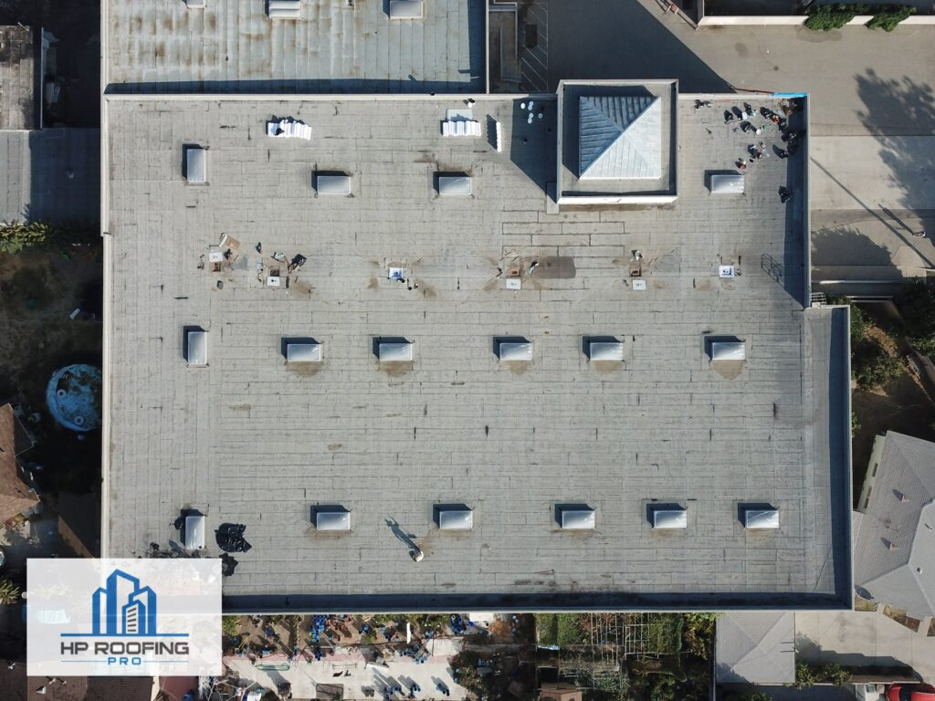 Commercial Roofing Contractor Torrance