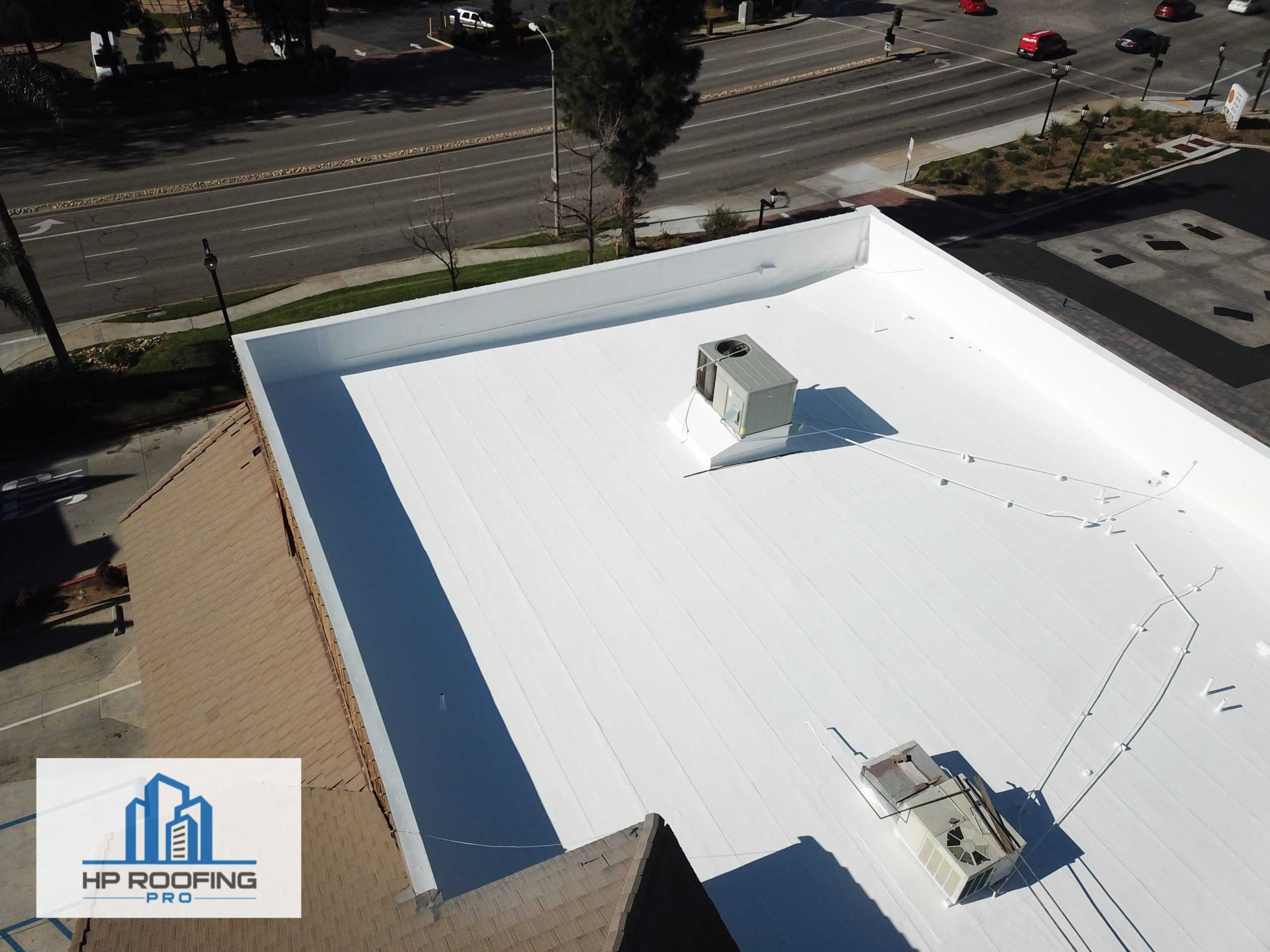 Commercial Roofing Contractor Anaheim