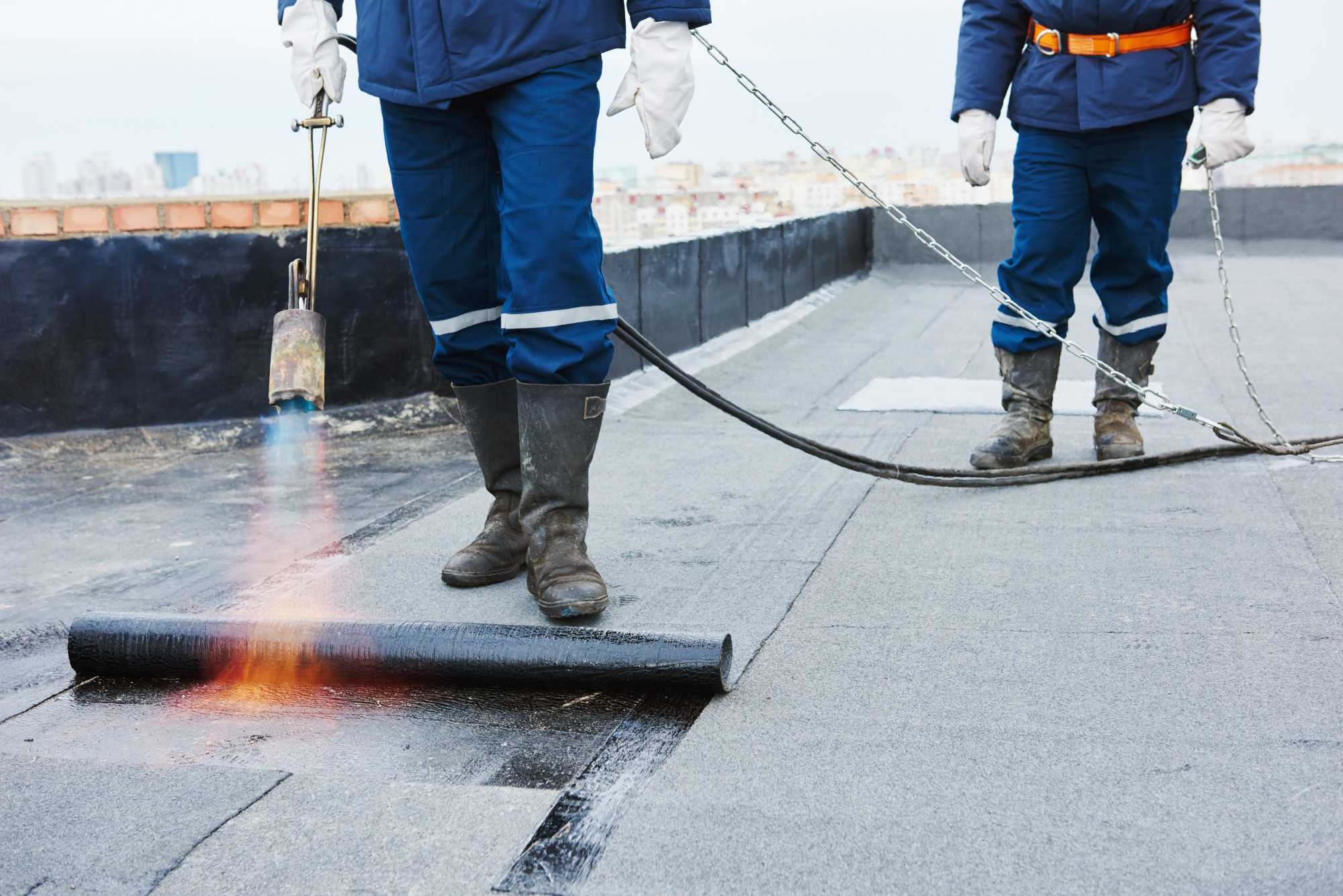 10 Highly Resilient Flat Roof Materials