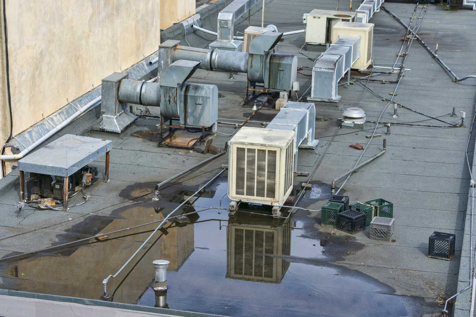 The Mighty Benefits of Routine Commercial Roof Maintenance